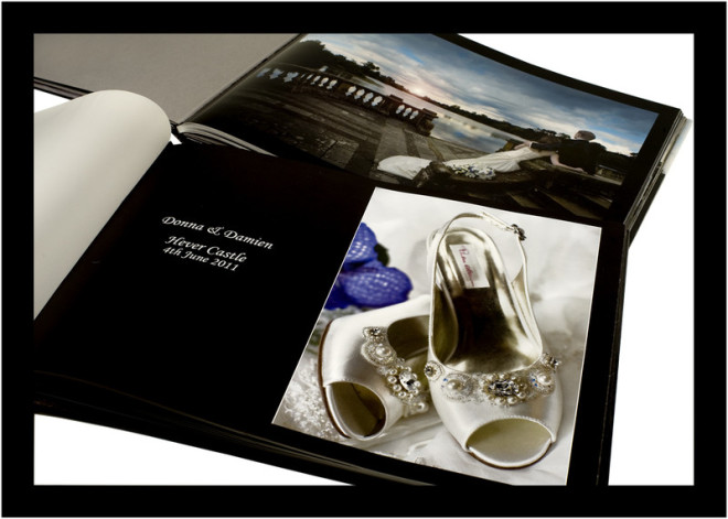 Photo Storybooks with images shot by Kenny Hickey Photography