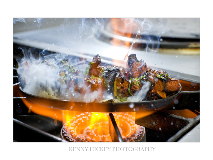Kebababs, sizzling, corporate event, The Rose Inn, Kent