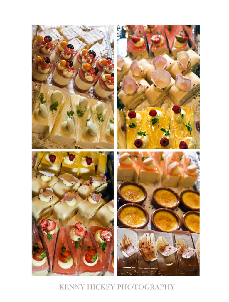 Desserts, food, corporate conference, Trade Winds, Oslo