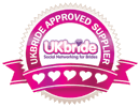 Recommended supplier by Uk Bride