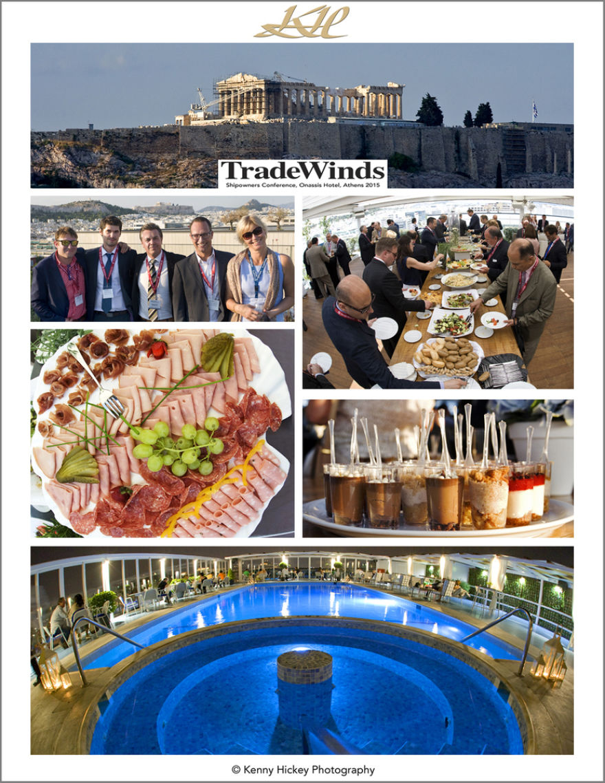 Trade Winds, corporate, PR, Shipowners Forum conference, Onassis Hotel, Athens, Green 2015