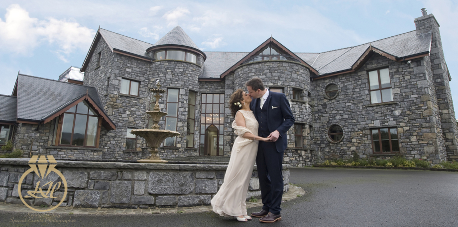 Kajaal & Gerry, destination wedding in Sligo, Ireland