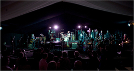 Jools Holland Hever Castle